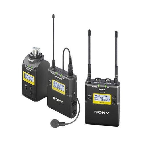 Sony UWP-D16 Plug-on & Lavalier Combo Wireless Mic