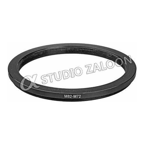 82-72mm Step-Down Ring