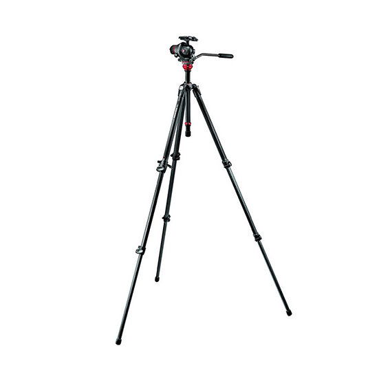 Manfrotto 755CX3 MagFibre Tripod with M8Q5 Head