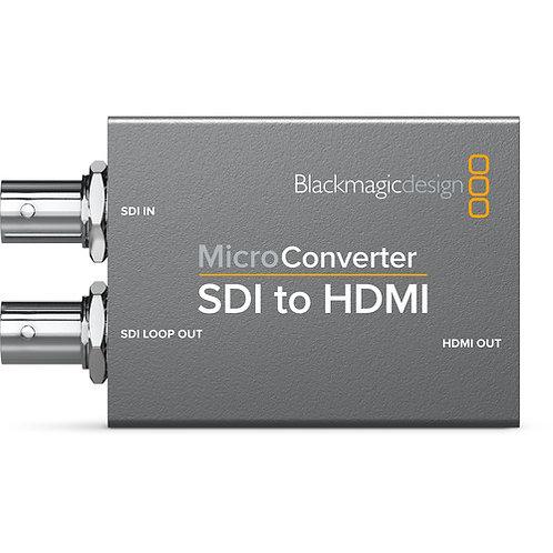 Blackmagic Design Micro Converter SDI to HDMIrter