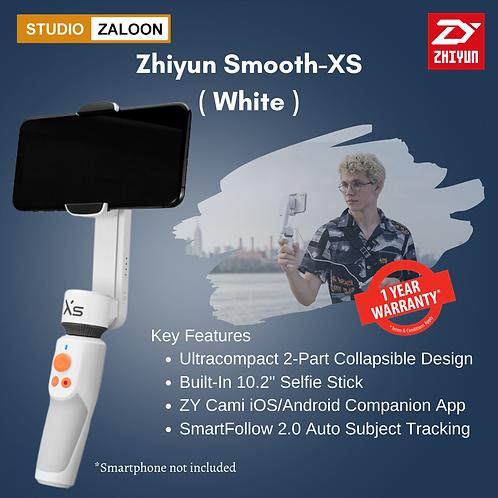Zhiyun-Tech SMOOTH-XS 2-Axis Smartphone Stabilizer Kit (White)