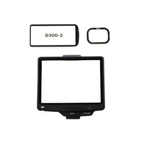 GGS LCD Glass Screen Protector For Nikon D300 D300S