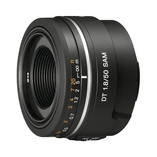 Sony SAL 50F18 50mm f/1.8 DT