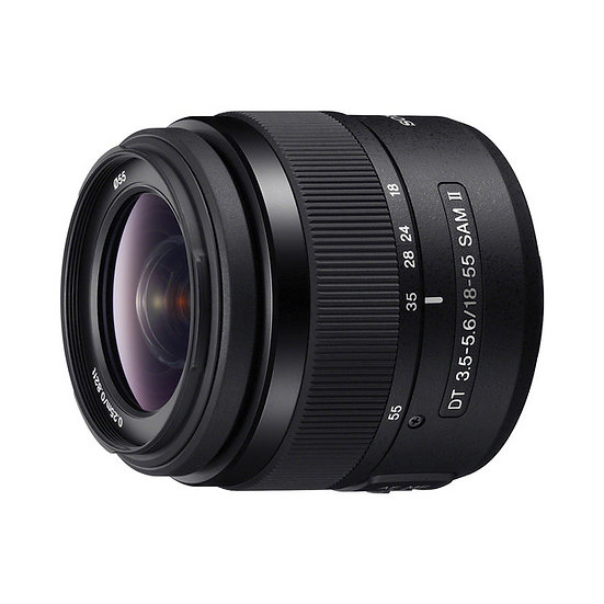 Sony SAL 1855 DT 18-55mm f/3.5-5.6 SAM II Lens