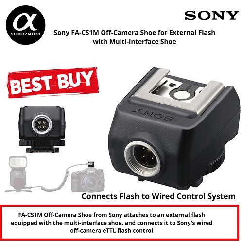 Sony FA-CS1M Off-Camera Shoe