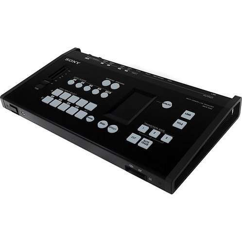 Sony MCX-500 4-Input Production Streaming/Recording Switcher