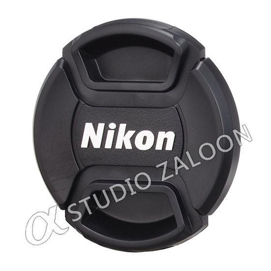 86mm Snap-On Lens Cap With Nikon Logo