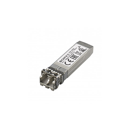 10GBASE-SR SFP+ Transceiver for Sony Networked Media Interface products