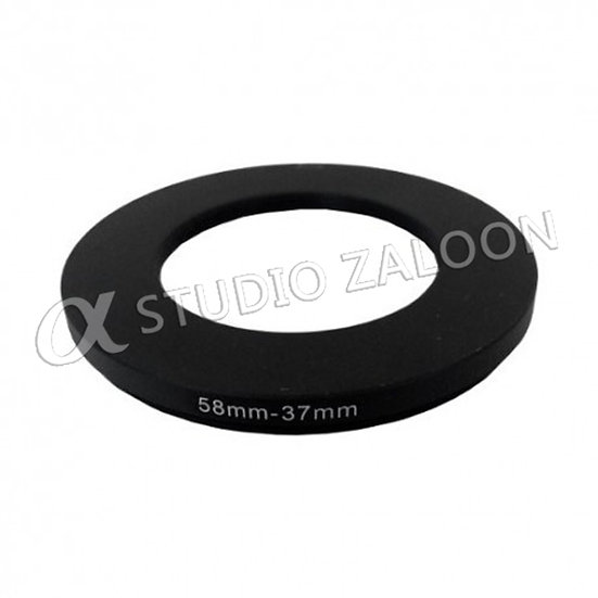 58-37mm Step-Down Ring
