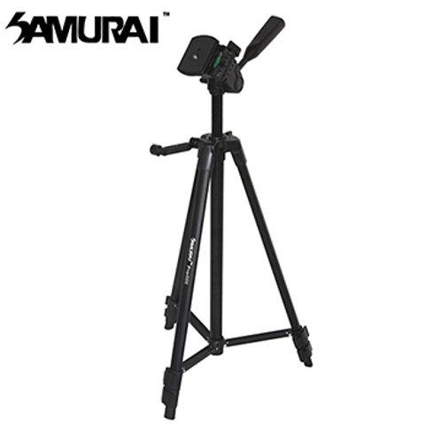 Samurai Pro 666 Tripod - Black