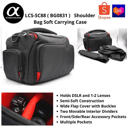LCS-SC88 ( BG0831 )   Shoulder Bag Soft Carrying Case
