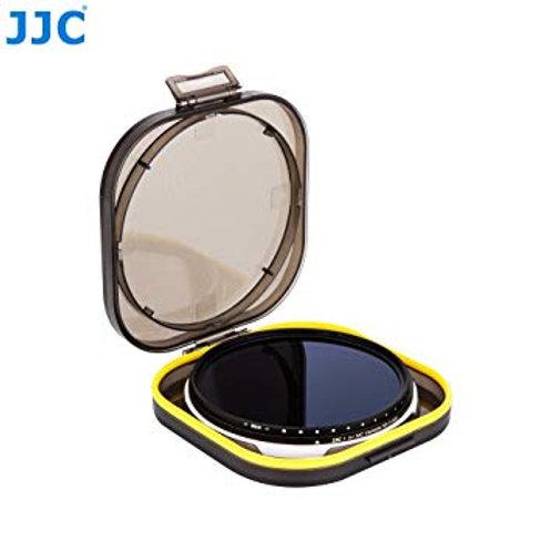 JJC 52mm Adjustable Variable Neutral Density ND2 to ND400 Filter