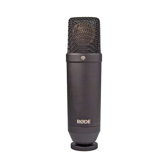[PRE-ORDER 3 WEEKS] Rode NT1Microphone (Kit with SMR Shockmount)