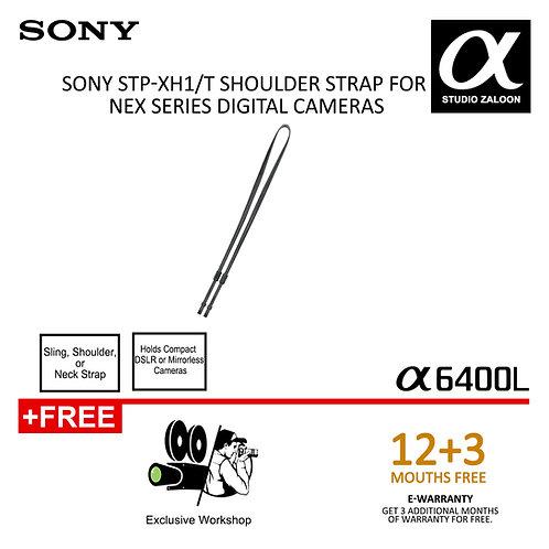 Sony STP-XH1/T Shoulder Strap for NEX Series Digital Cameras