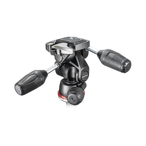 Manfrotto MH804-3W 3-Way Head with RC2 Quick Release Kit