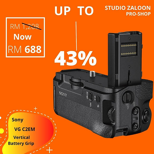 Sony VG-C2EM Battery Grip