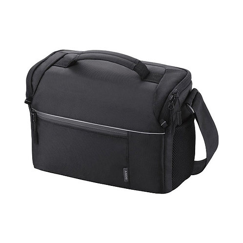 [Pre Order 3 Weeks ]Sony LCS-SL20/B Rugged Soft Carrying Case