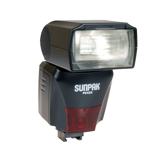 Sunpak PZ42X TTL Flash for Sony