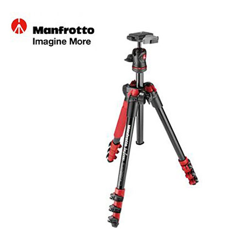 Manfrotto MKBFRA4R-BH BeFree Compact Travel Aluminum Alloy Tripod