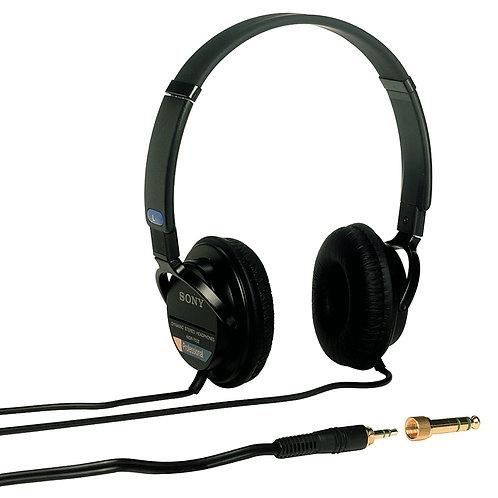 Affordable general-purpose professional headphones