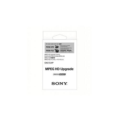 Sony CBKZ-SLMP Upgrade software key to enable MPEG HD recording options