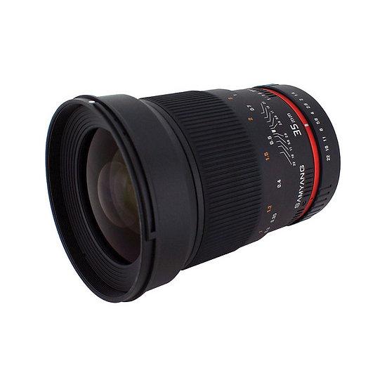 Samyang 35mm f/1.4 AS UMC Lens for SONY A MOUNT