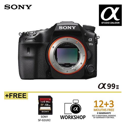 [Pre Order 5 Weeks ] Sony Alpha a99 II DSLR Camera (Body Only)
