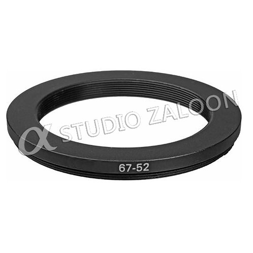 67-52mm Step-Down Ring