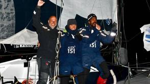 Aïna Enfance et avenir, deuxième à La Rochelle et vainqueur du Défi Atlantique!