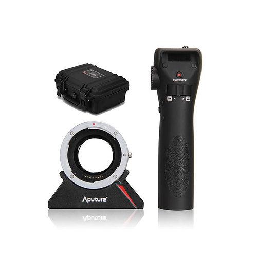Aputure DEC Lens Adapter EF-NEX/EF-MFT