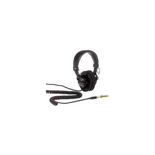 Stereo professional headphones