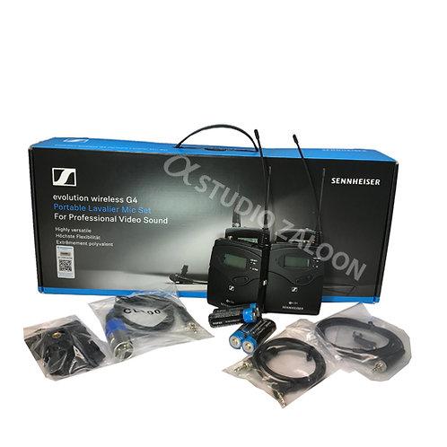 Sennheiser ew 112P G4 Camera-Mount Wireless Microphone System