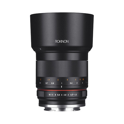 Samyang 50mm f/1.2 Lens for Sony E