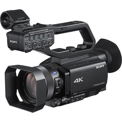 [Pre-Order 5 Weeks ]Sony HXR-NX80 Full HD XDCAM