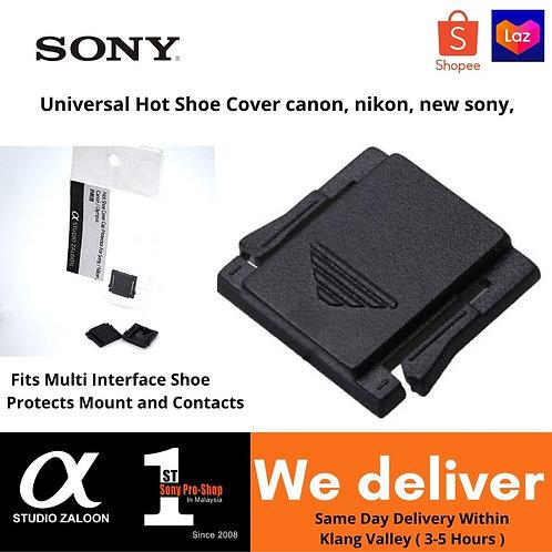 Hotshoe Cover Cap Protector For Hot Shoe ProtecCanon Nikon Sony Olympus DSLR SLR
