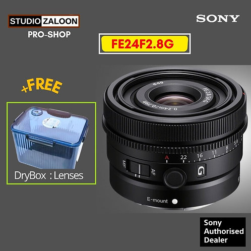 Sony FE 24mm f/2.8 G Lens