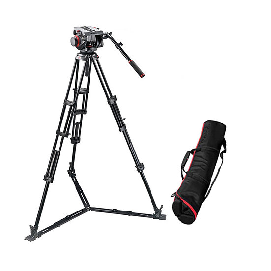 Manfrotto 509HD Head w/545GBK Video Tripod
