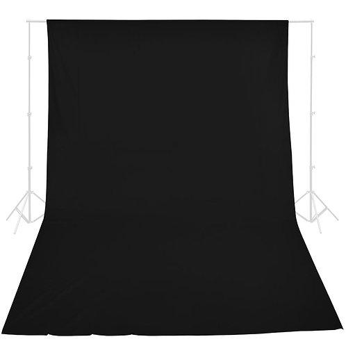 Muslin Background - 10 x 12' (Black)