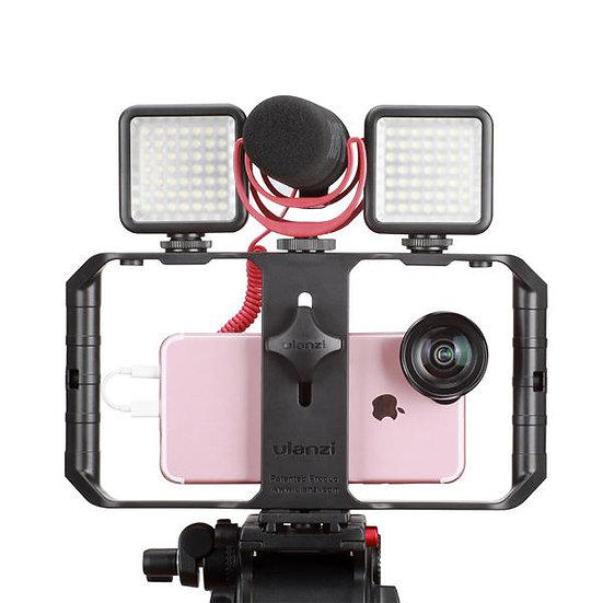 [Pre-order]Ulanzi U-Rig Pro 3 Shoe Mount Smartphone Video Rig Handheld Stabilize