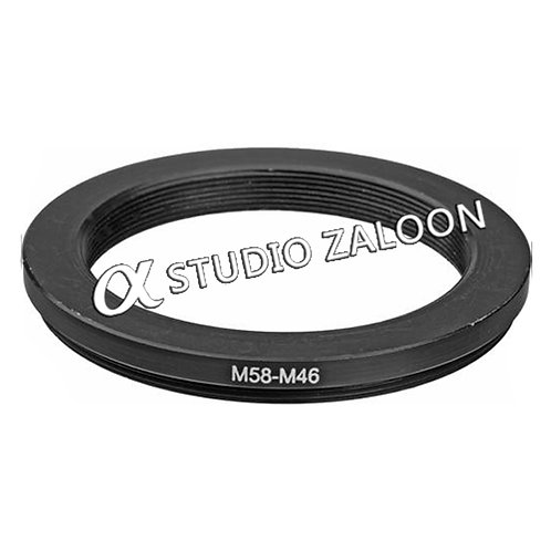 58-46mm Step-Down Ring