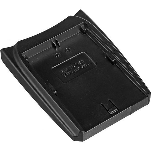LP-E6 Battery Charger  Plate for LP-E6