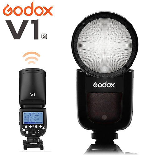 Godox V1-S Flash for Sony( 1 Year Warranty )