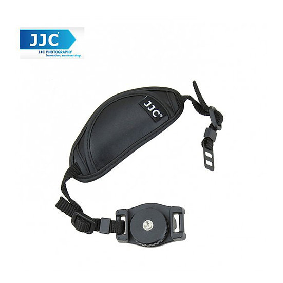 JJC HS-A Leather Soft Camera Hand Grip Strap