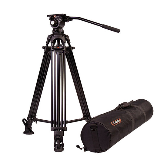 E-Image GT-75 2-Stage Aluminum Tripod with GH03 Head