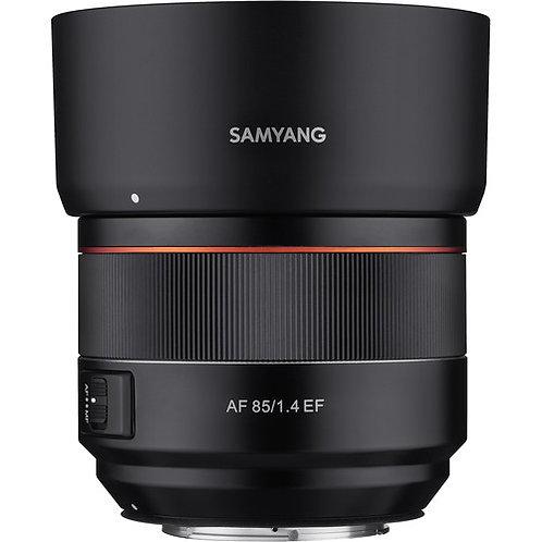 Samyang AF 85mm f/1.4 EF Lens for Sony FE