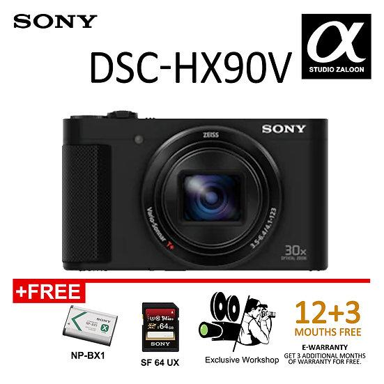 Sony  DSC-HX90V Digital Camera
