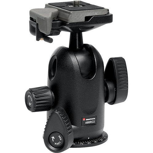 [pre-order 3 weeks]MANFROTTO 498RC2 BALL HEAD
