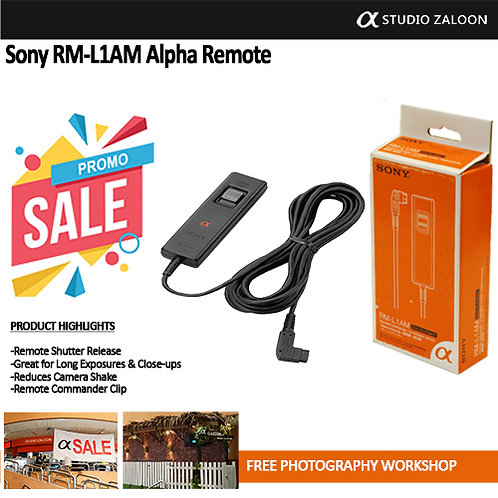 Sony RM-L1AM Alpha Remote