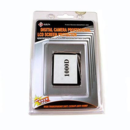 GGS DC PROFESSIONAL SCREEN PROTECTOR FOR CANON 1000D