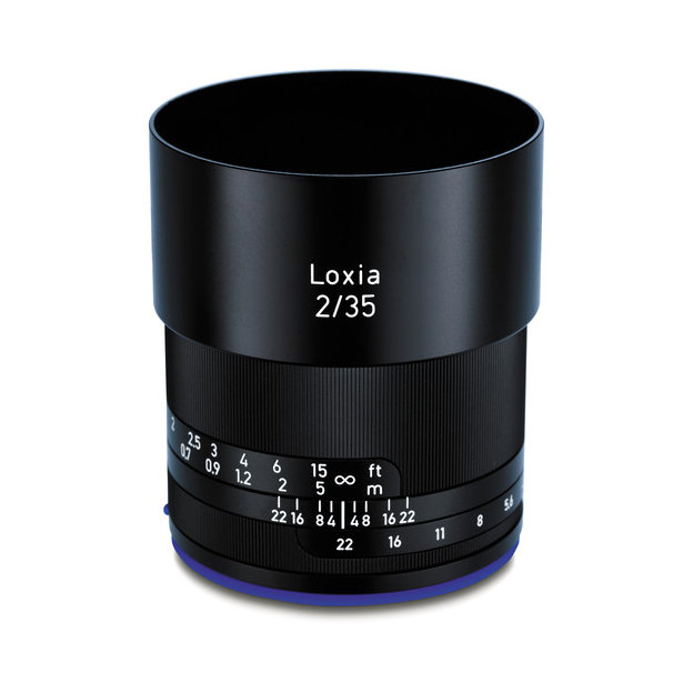 Zeiss Loxia 35mm f/2 Biogon T* Lens